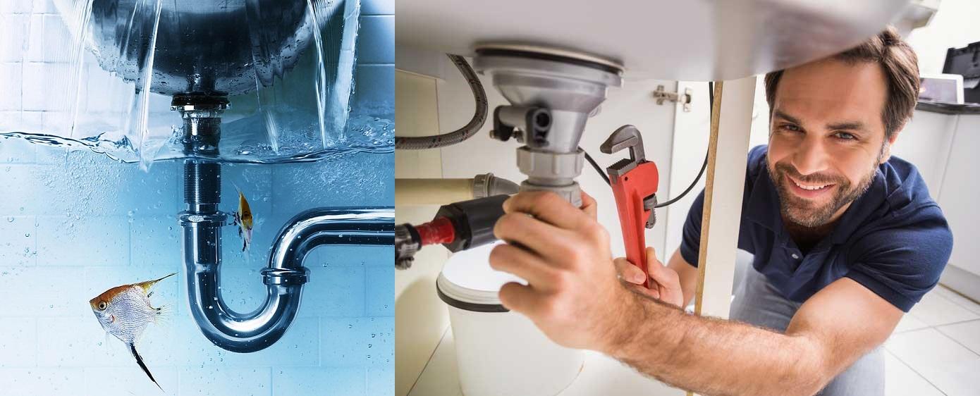 Vous avez une fuite d'eau? Vous avez besoin d'un dépannage d'urgence en plomberie?